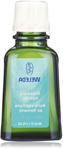 Weleda Rosemary Hair Oil, 1.7 Ounce