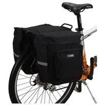 ROSWHEEL 30L Bike Double Side Rear Rack Tail Seat Bag