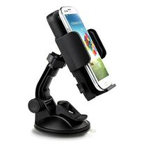 Car Mount 360 Degree Rotation Universal Phone Holder,
