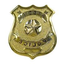 Rothco Special Police Badge, Gold