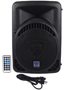 "Rockville RPG12BT 12"" Powered 800W DJ PA Speaker BlueTooth,"