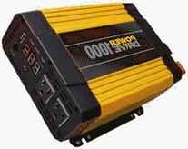 PowerDrive RPPD1000 1000-Watt DC to AC Power Inverter with