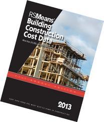 RSMeans Building Construction Cost Data 2013