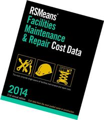 RSMeans Facilities Maintenance & Repair 2014