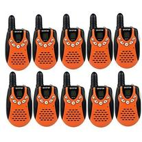Retevis RT-602 Walkie Talkie 22 Channel FRS/GMRS UHF 462.