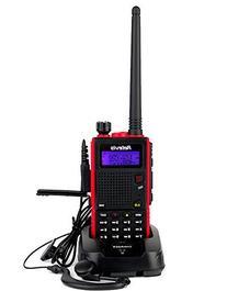 Retevis RT5 2 Way Radio Long Range 7W Dual Band VHF/UHF 128