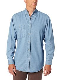 Wrangler Men's Rugged Wear Basic, Denim, X-Large