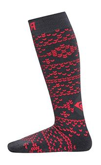 Roxy Run It Back Sock - Women's Diva Pink, L/XL