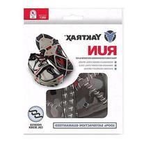 YAKTRAX Run Shoe Crampon Gray/Red, S