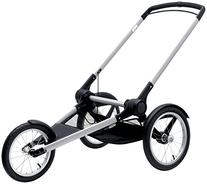 Bugaboo Runner Base, Alu/Black
