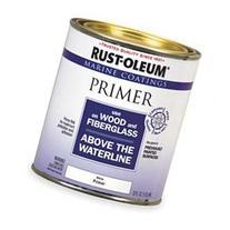 RUST-OLEUM 207014 Primer, White, 1 qt