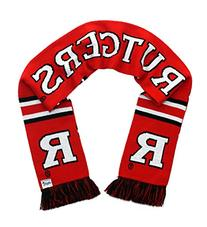 Rutgers University Scarf - Rutgers Scarlet Knights Red