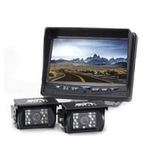 Rear View Safety RVS-770614 Video Camera with 7-Inch LCD