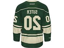 Ryan Suter Jersey #20 Minnesota Wild Green Third Reebok