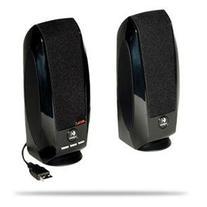 LOGITECH S-150 SPEAKER Enjoy rich digital USB sound edgy
