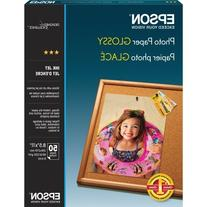 Wholesale CASE of 10 - Epson Glossy Finish Photo Paper-