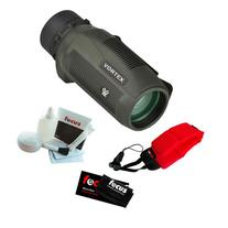 Vortex Optics S136 Solo 10x36 Monocular + Keychain LED