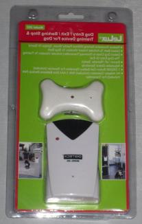 S4A - Dog Entry/Exit/Barking Stop & Training Device For Dog