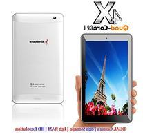 Simbans  S75W 7 Inch Quad Core Tablet PC - 1GB, 8GB, HD,