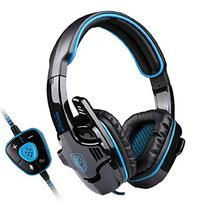 Sades 1536987 SA-901 USB Wired 7.1 Surround Noise Cancelling