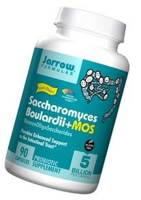 Saccharomyces Boulardii + MOS, 5 Billion Organisms Per Cap,