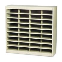 Safco E-Z Stor All-Steel Organizer - 37-1/2x12-3/4x36-1/2