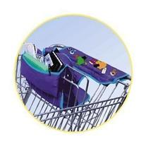 Safe 'N Securer Shopping Cart Safety Seat