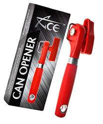 ACE Safety Can Opener - Cut With The Smooth Edge Side