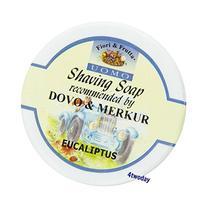 Dovo Safety & Straight Razor Shaving Cream Soap Eucalyptus