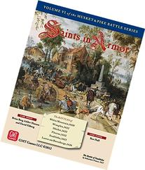 Saints in Armor by GMT Games