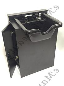 Salon Sink Cabinet to Use with a Chair, Salon and Barber