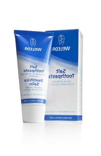 Salt Toothpaste - 3.3 oz