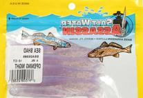Bass Assassin Saltwater Sea Shad-10 Per Bag