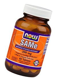 NOW SAMe 200 mg,60 Tablets