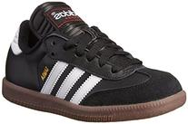 Adidas Samba Classic Junior Soccer Shoe 10K Black-White