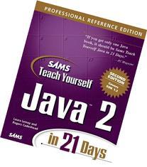 Sams Teach Yourself Java 2 in 21 Days, Professional