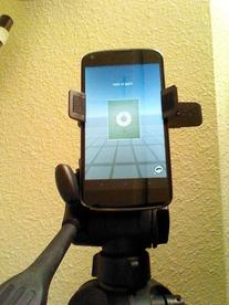 ChargerCity Smartphone LIVE Recording Tripod Mount for