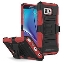 Galaxy Note 5 Case, MoKo Shock Absorbing Hard Cover Ultra