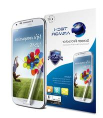 Tech Armor Samsung Samsung Galaxy S4  Anti-Glare/Anti-