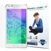 Galaxy S5 Alpha Screen Protector, Tech Armor High Definition