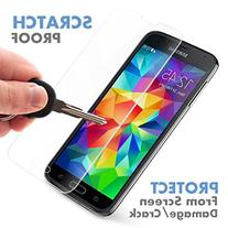 Samsung Galaxy S5 Glass Screen Protector by Voxkin - Guard,