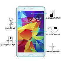 Samsung Galaxy Tab 4 7.0 Screen Protector, OMOTON Tempered