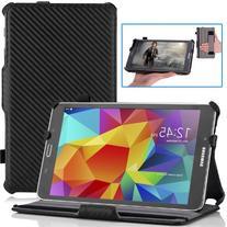MoKo Samsung Galaxy Tab 4 8.0 Case - Slim-Fit Multi-angle