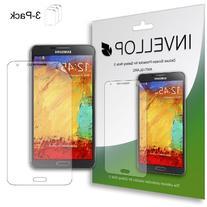 INVELLOP Samsung Galaxy Note 3 Note III Anti-Glare & Anti-