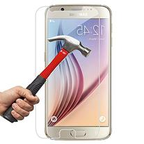 SamSung S6 Screen Protector, InaRock 0.26mm 9H Tempered