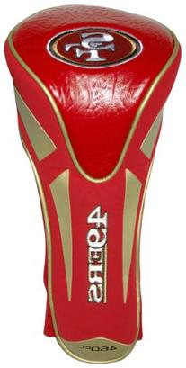 San Francisco 49ers Cardinal-Gold Jumbo Apex Headcover