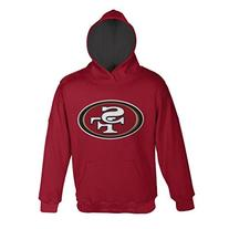 """NFL San Francisco 49ers 8-20 """"PRIMARY"""" Pullover Hoodie,"""