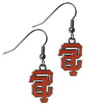 Siskiyougifts San Francisco Giants Classic Dangle Earrings