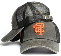 b974818d58b San Francisco Giants MLB American Needle Raglan Bones Soft