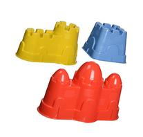 Small World Toys Sand & Water - 3-Piece Sand Castle Set